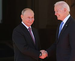 Szczyt w Genewie zakończony. To było pierwsze spotkanie Putina i Bidena