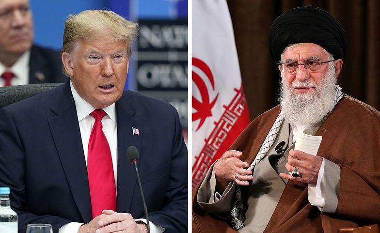 Iran wydaje nakaz aresztowania Donalda Trumpa i prosi o pomoc Interpol