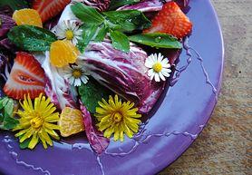 Jedz kwiaty na zdrowie