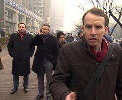 Korespondent BBC uciekł z Chin. Dotarł do prawdy, którą chciano ukryć