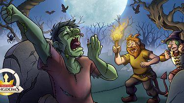 Dwie specjalne rundy gry Halloween już tu są -