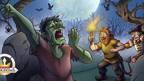 Dwie specjalne rundy gry Halloween już tu są