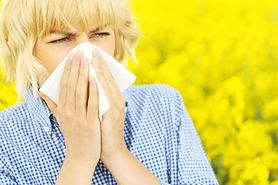 Pierwsze objawy alergii