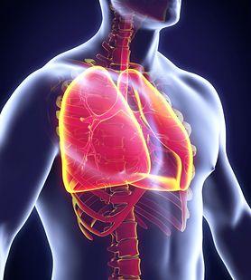 Rzadka przypadłość. Jak rozpoznać zawał płuc? (WIDEO)