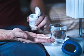 Tabletki nasenne - działanie, przeciwwskazania, skutki uboczne