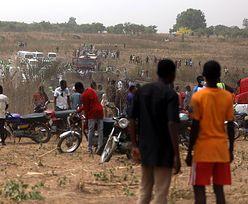 Katastrofa samolotowa w Nigerii. Nikt nie przeżył