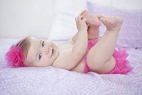 Rozwój niemowlaka - 7 miesiąc