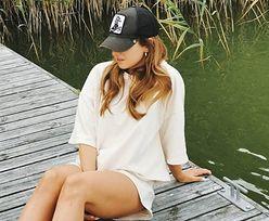Co za nogi! Anna Lewandowska przyciąga uwagę internautów gorącym zdjęciem