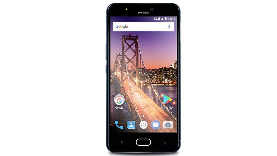 Nowy myPhone CITY XL – 5,5 cala, które pokochasz