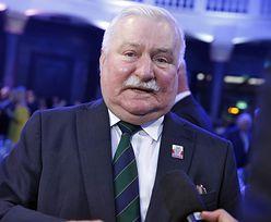 Lech Wałęsa w święta nie próżnował. Pokazał zdjęcie wagi