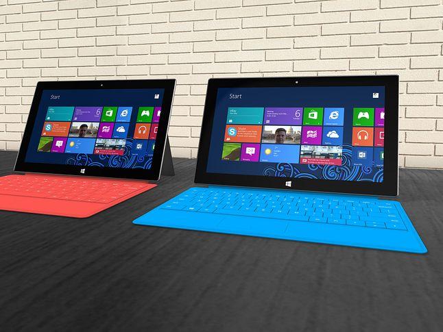 Microsoft Surface: doskonały sprzęt i najlepszy sposób pracy z Windows 8 (depositphotos)