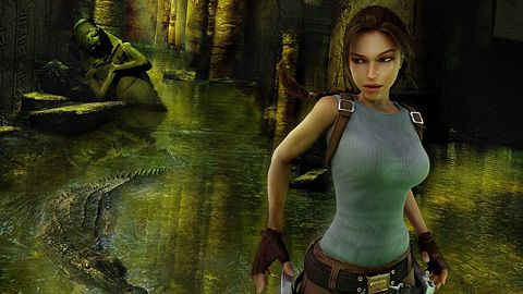 Tak mógł wyglądać remake Tomb Raidera. Wylądował jednak w koszu