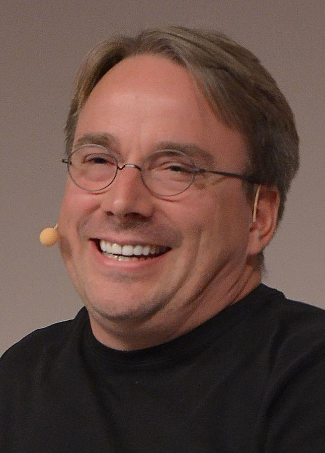 Linus Torvalds (via Wikimedia)