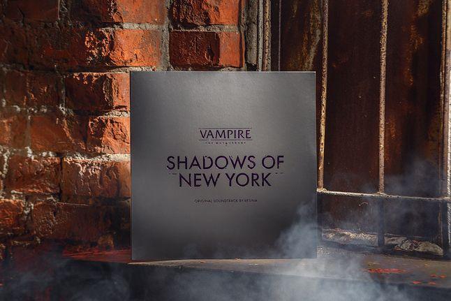 Vampire: The Masquerade – Shadows of New York Soundtrack