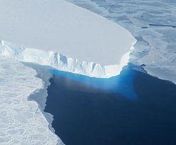 """Wysłali robota pod """"lodowiec zagłady"""". Alarm na Antarktydzie"""