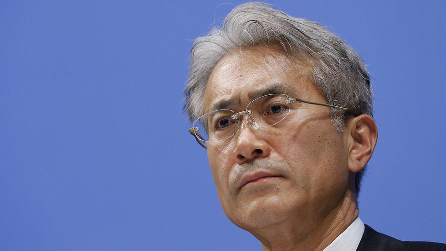 Kenichiro Yoshida. Źródło: Financial Times