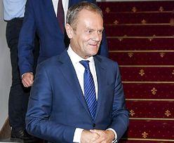 Tusk zadrwił z Kaczyńskiego. Wymowne zdjęcie