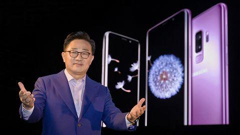 Samsung pokaże składany smartfon jeszcze w tym roku. Prezes firmy potwierdza plotki