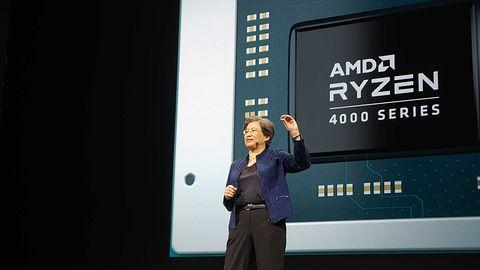AMD na CES 2020, czyli Zen 2 wreszcie w laptopach: i wydajny, i niskoprądowy