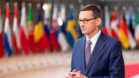 Premier Mateusz Morawiecki o wolności słowa w internecie. Padła deklaracja