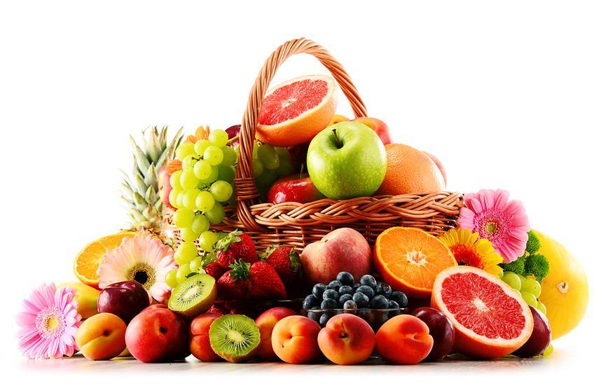 Owoce - żródło witamin, ale i cukru
