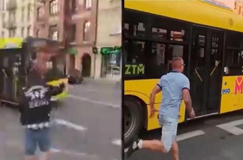 Kierowca autobusu przejechał po 19-letniej Basi. Wyciekło nowe nagranie z Katowic