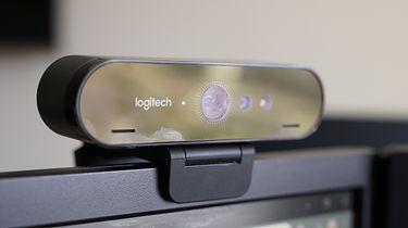 Logitech BRIO 4K — biznesowa kamerka internetowa - PS: Uwaga na szkiełko na kamerce. Niemiłosiernie się palcuje!