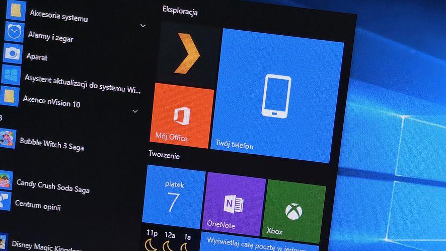 """Aplikacja """"Twój telefon"""" w Windows 10 działa już ze smartfonami z Androidem – jak z niej korzystać?"""