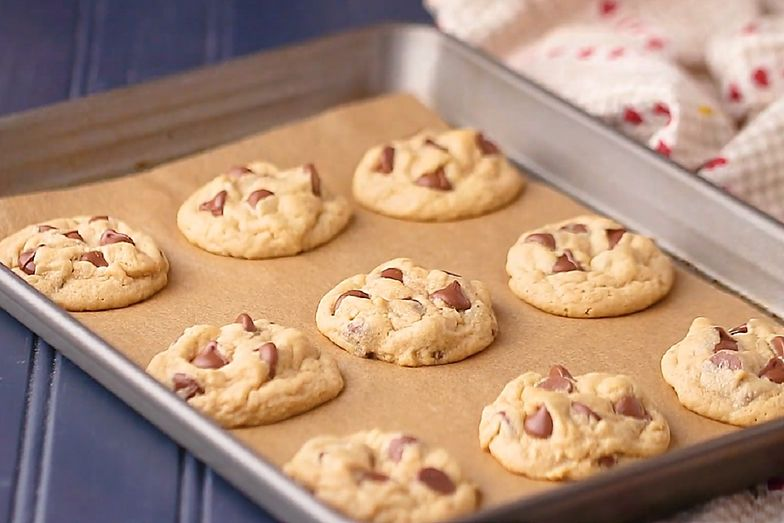 Prosty przepis na pyszne ciasteczka z kawałkami czekolady