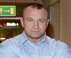 Zawodnik Fame MMA wyzywa na pojedynek Pudzianowskiego. Ma jeden warunek