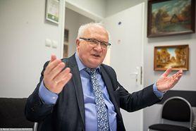 Prof. Simon: Polacy nie chcą robić testów na koronawirusa, bo się boją (WIDEO)