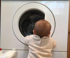 Dramat w Nowej Zelandii. Dziecko zamknięte we włączonej pralce