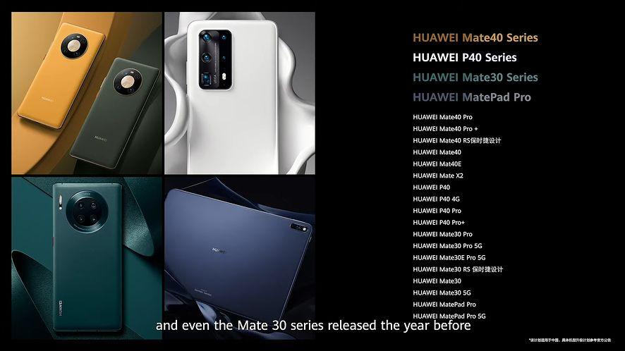 Lista telefonów, które jako pierwsze otrzymają Harmony OS
