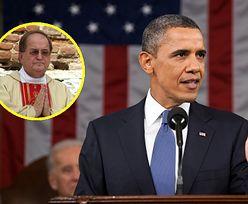 Czy dojdzie do spotkania Obamy z Rydzykiem? Poseł ujawnił plan wizyty