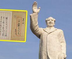 List napisany przez Mao Zedonga. Legendarny artefakt trafi na aukcję