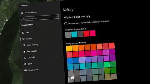 Windows 10 po twojemu. Przewodnik po opcjach personalizacji dla początkujących