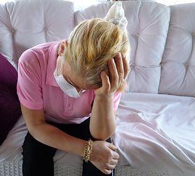 Wilgoć pod maseczką może wpływać na przebieg COVID? Dr Sutkowski: Na takich mokrych przestrzeniach łatwiej osadza się wirus