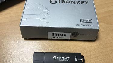 Co się może przydać na tzw. home office, czyli kilka słów o Kingston IronKey D300S