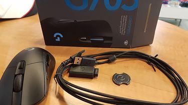 Okiem Pangrysa, czyli kilka słów o nowej myszce Logitech G703 Lightspeed Wireless