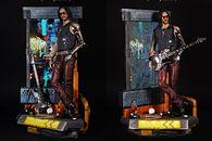 Cyberpunk 2077. Wielka i droga figurka Silverhanda w końcu zaprezentowana - Cyberpunk 2077. Limitowana figurka od firmy Pure Arts