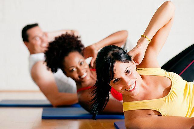 Zapomnij o stresie poprzez aktywność fizyczną