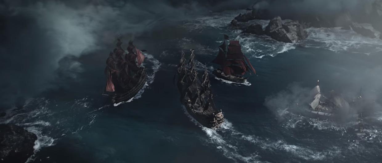 Skull and Bones - piraci od Ubisoftu nucą szanty z Black Flag