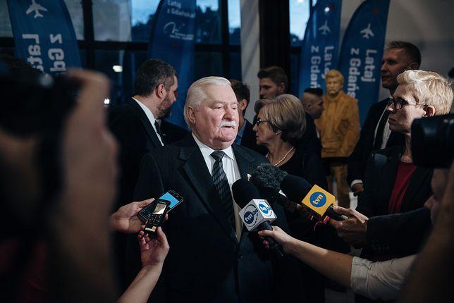 Lech Wałęsa nie szczędzi mocnych słów ekipie rządzącej