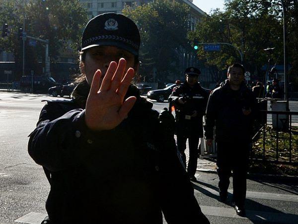 Atak na posterunek policji w Sinkiangu, 8 napastników zginęło