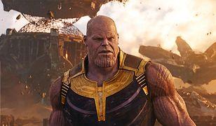 "Czarnym charakterem ""Avengersów"" jest Thanos"