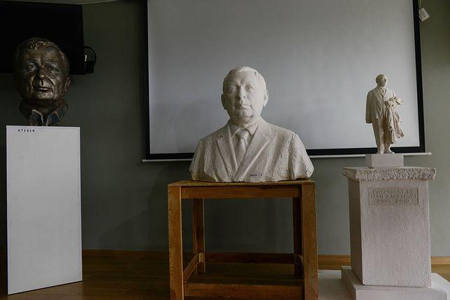 Projekt pomnika wyłoniono podczas konkursu