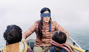 """Sandra Bullock w filmie """"Nie otwieraj oczu"""" (""""Bird Box"""")"""