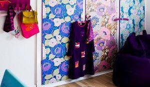 Tapeta nie tylko na ścianie - 8 niezwykłych pomysłów na resztki tapet