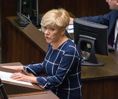 Posłanka PO Agnieszka Hanajczyk od początku podejrzewała kto stoi za podsłuchem