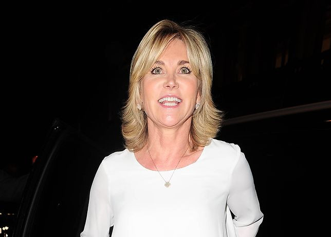 Anthea Turner ma nowego partnera